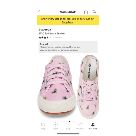 Superga Shoes   2750 Pink Satin And
